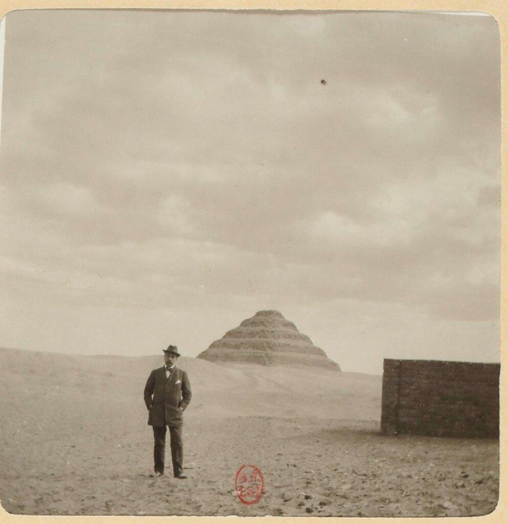 01. Саккара. Пирамида