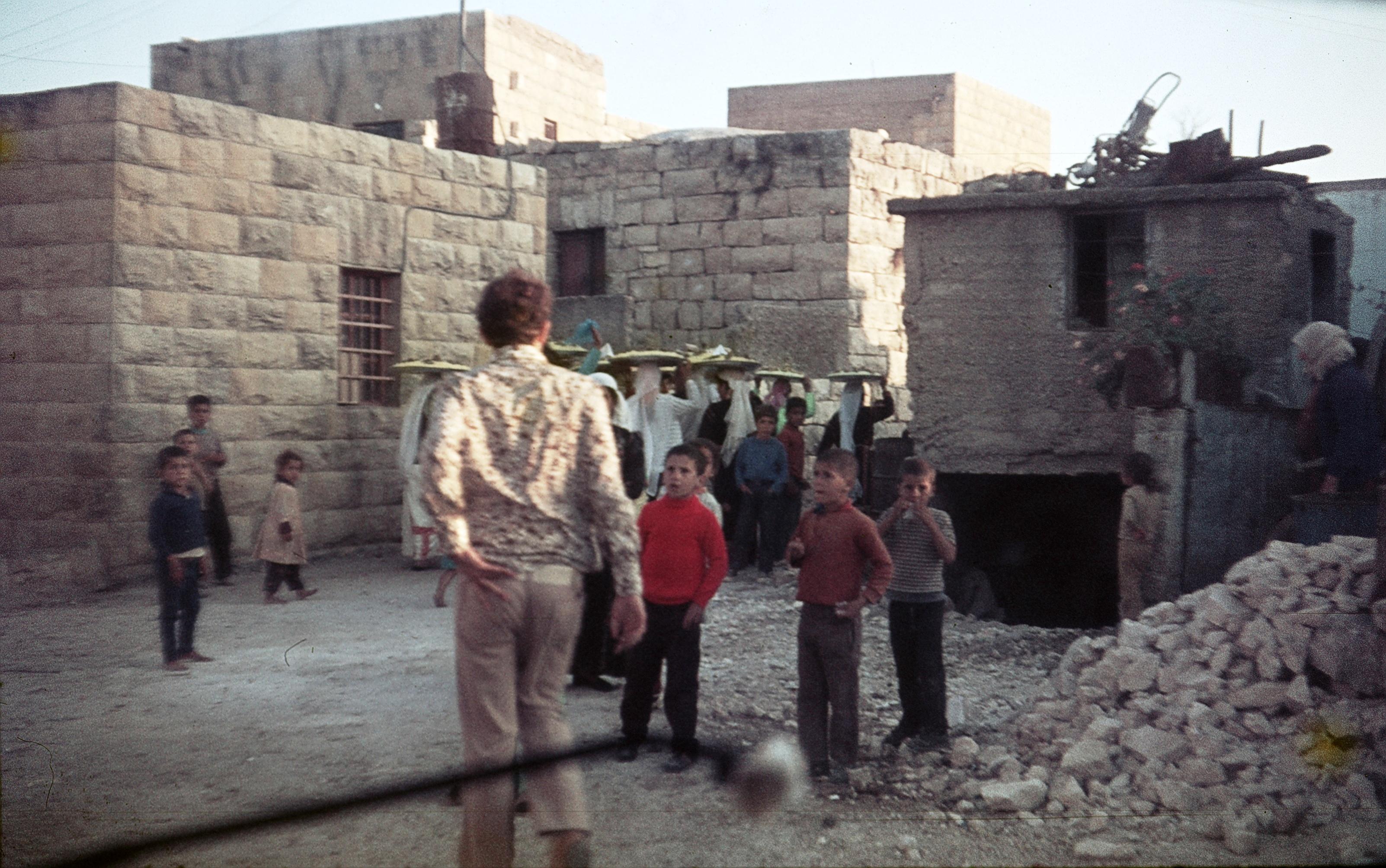 Арабская деревня