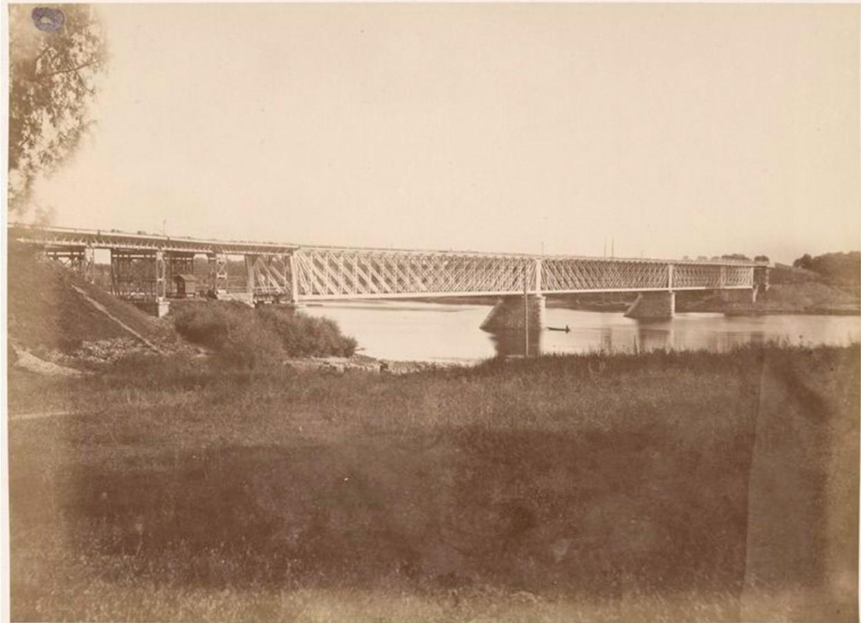 08. Железнодорожный мост