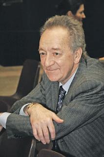 Темирканов Юрий в 2012-ом году