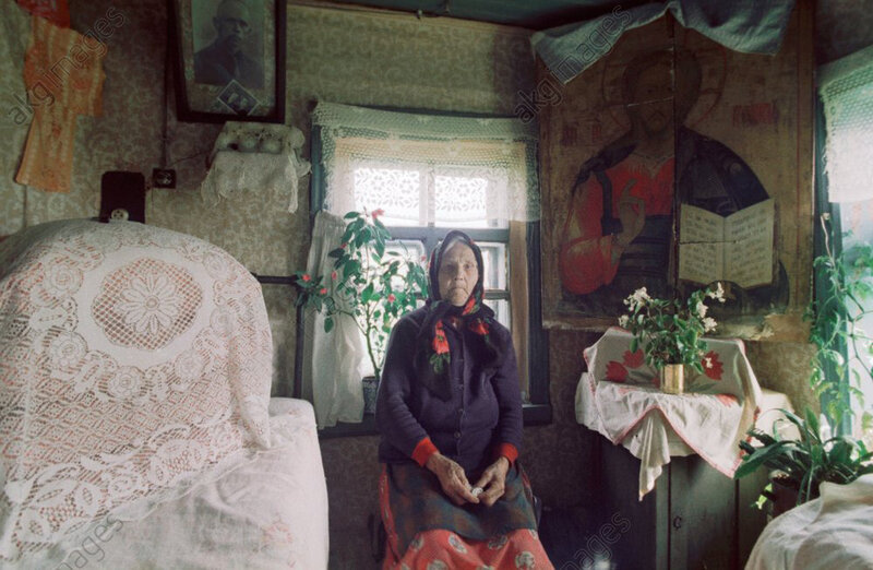 1990 The interior of a peasant home.jpg