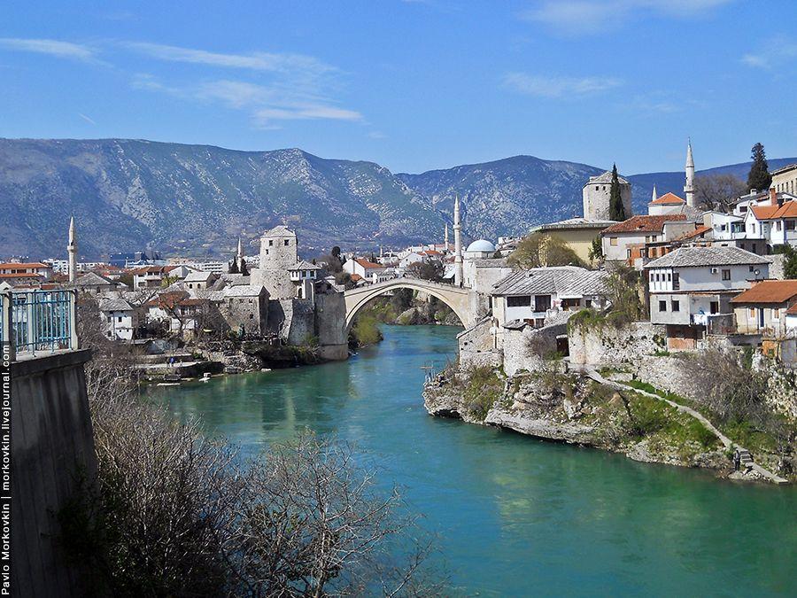 Старый мост Мостара