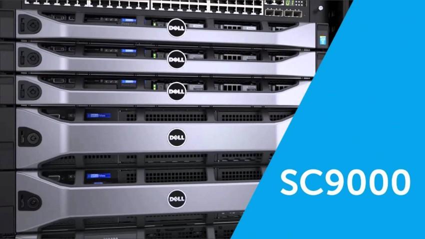 Dell принялась развивать свои системы хранения