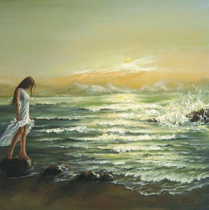 Хочу проснуться утром рано, увидеть солнечный рассвет! Elzbieta Mozyro