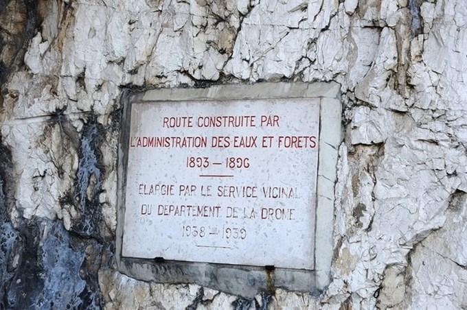 Дорога Комб Лаваль, Франция