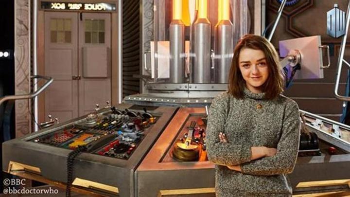 Актриса Мэйси Уильямс сыграет в культовом сериале «Доктор Кто»