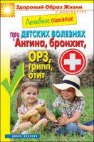 Лечебное питание при детских болезнях. Ангина, бронхит, ОРЗ, грипп, отит rtf, fb2 / rar 10,19Мб