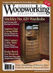 Popular Woodworking №212 2014