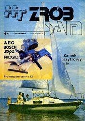 Журнал Zrób Sam №4 1990