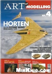 Журнал Art of Modelling №4,  2009