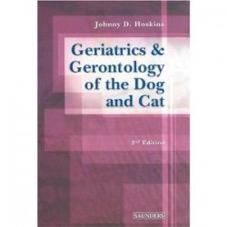 Книга Geriatrics and Gerontology of the Dog and Cat, 2e