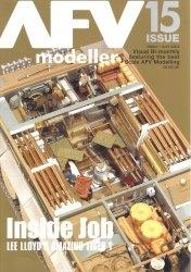 Журнал AFV Modeller №15