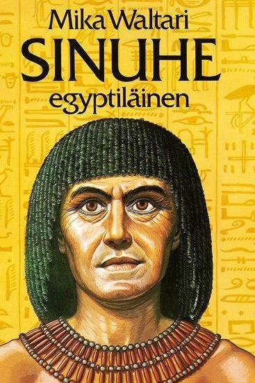 Книга Мика Валтари Синухе, египтянин