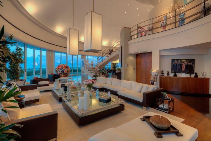 Роскошный пентхаус Pharrell's Miami за 11 миллионов долларов