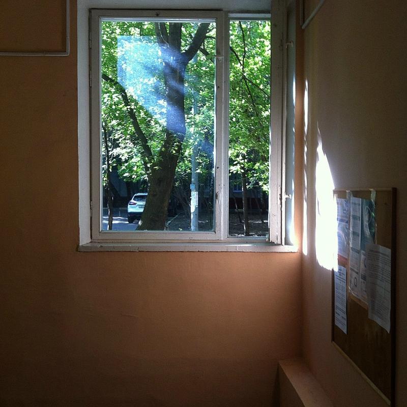 За окном всегда осень