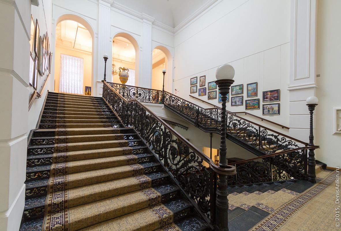 Художественный музей Радищева интерьер 6