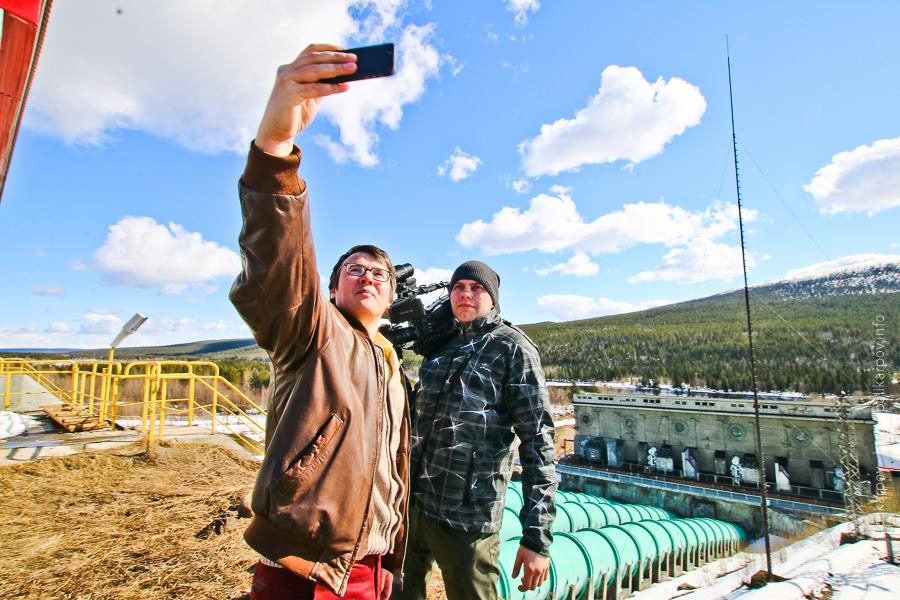 0 cc925 d5599c85 orig Нива ГЭС 2   первая станция в Мурманской области