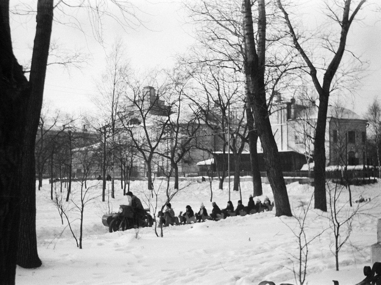 1960-е. Детский парк
