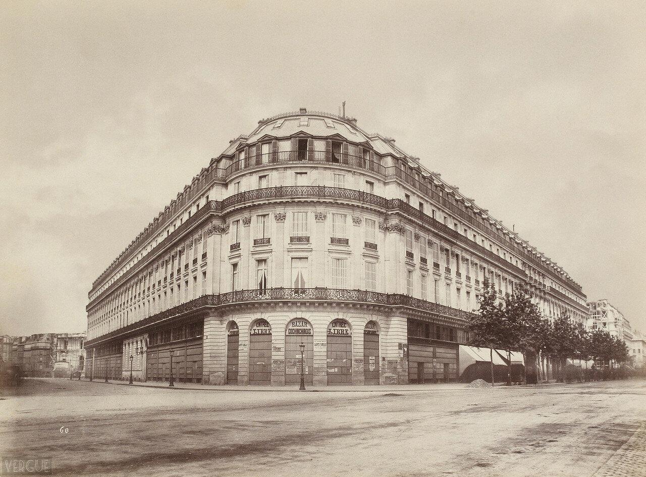 1864. Гранд-отель на бульваре Капуцинов