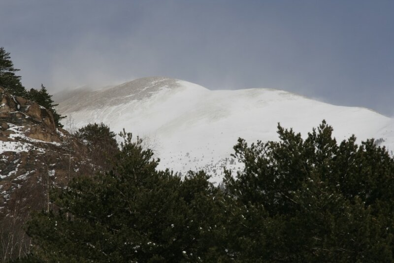 Ветер в горах, Ордино