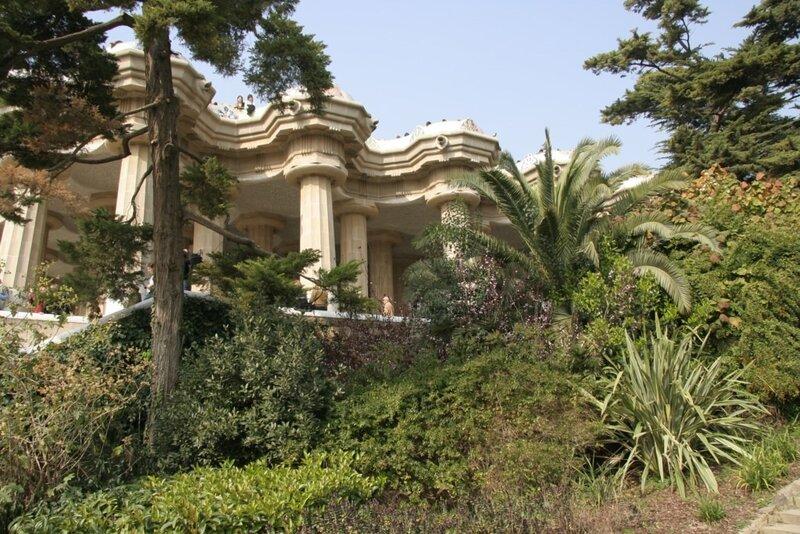 Парк Гуэля