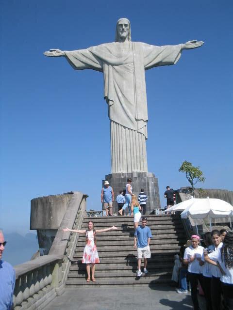 В Рио де Жанейро