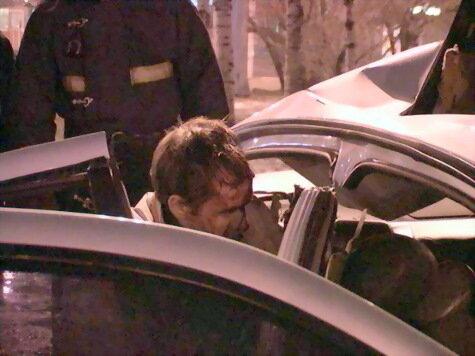 Страшная авария на Светлановской площади