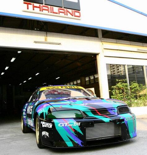 HKS Tuning: диктуя гоночные тенденции