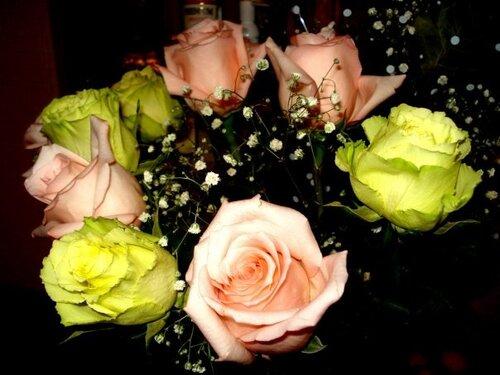 Бекет квітів до Дня народження поетеси