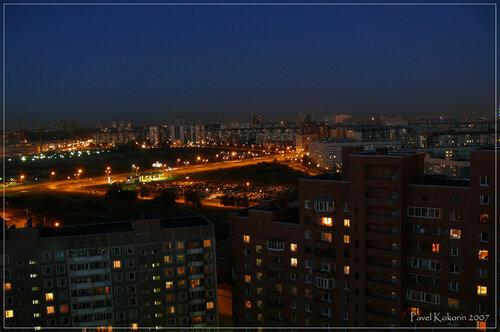 большие города [2007.08.09]