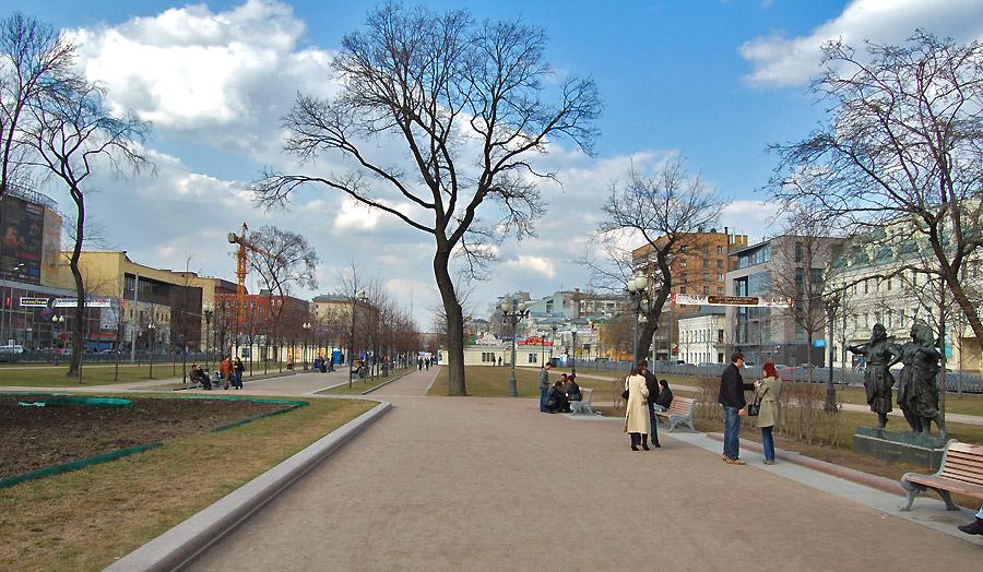 Moskova resimleri – rusya