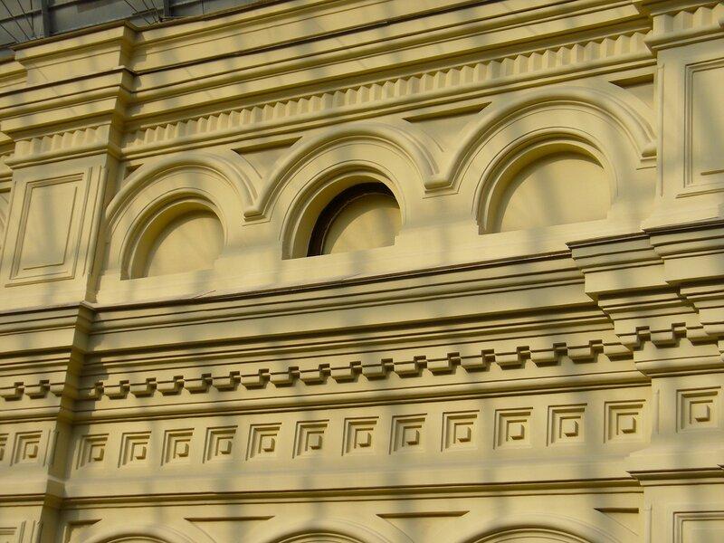 ГУМ. Орнамент