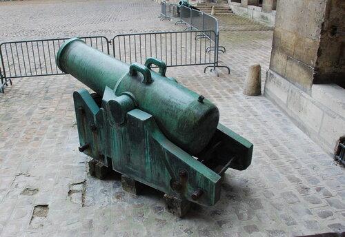 Пушка из Берлина