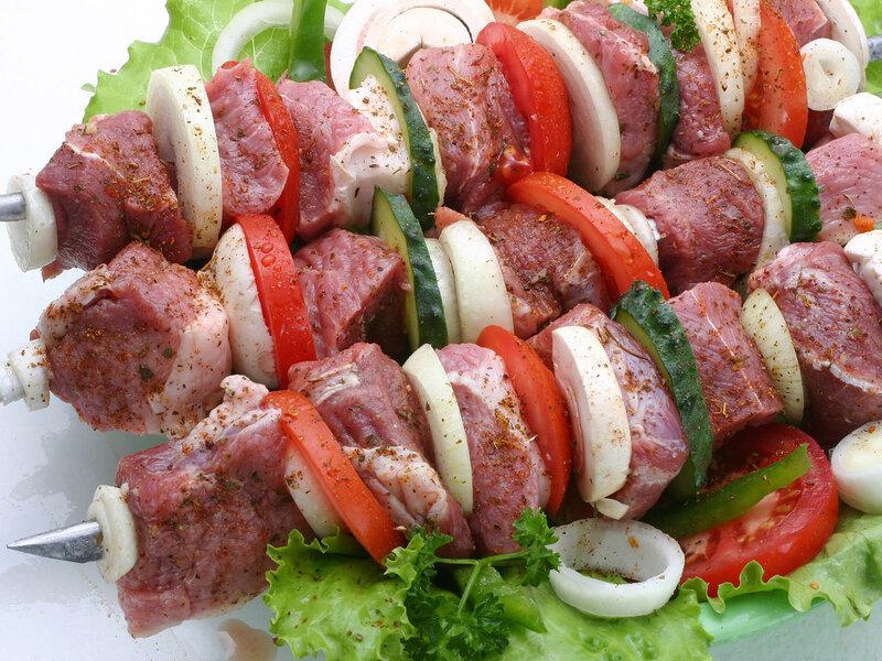Как приготовить шашлык из свинины (рецепты)