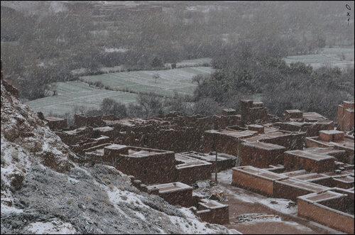 Снег, он и в Африке - снег...