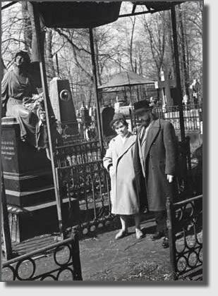 Апрель 1962 года. А.Мень и Н.Григоренко.