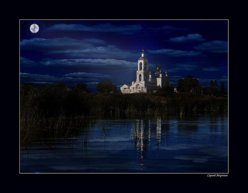 монастырь Сошествия Креста на Никольском погосте