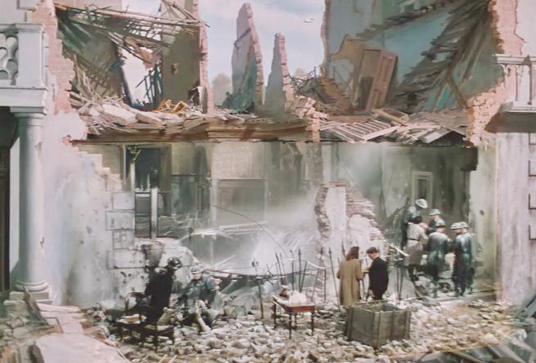 1943 - Жизнь и смерть полковника Блимпа (Майкл Пауэлл, Эмерик Прессбургер).JPG