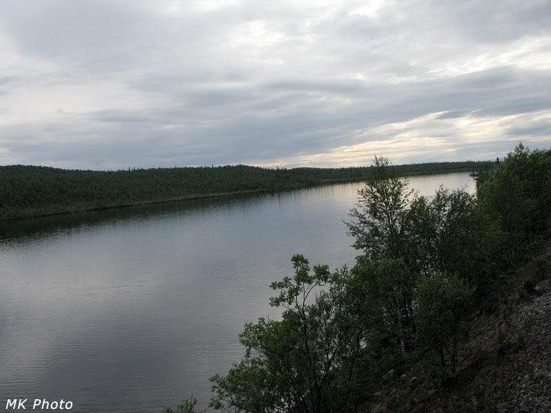 Озеро Носкъявр