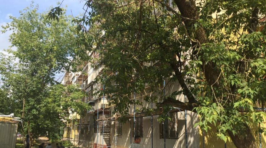 После капитального ремонта фасады домов в Обнинске обретают обновлённый облик