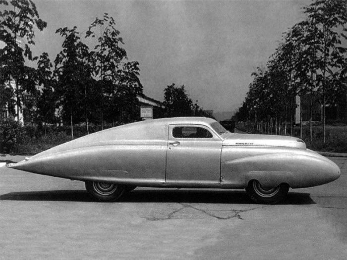 Советские автомобили, которые были выпущены в единственном экземпляре