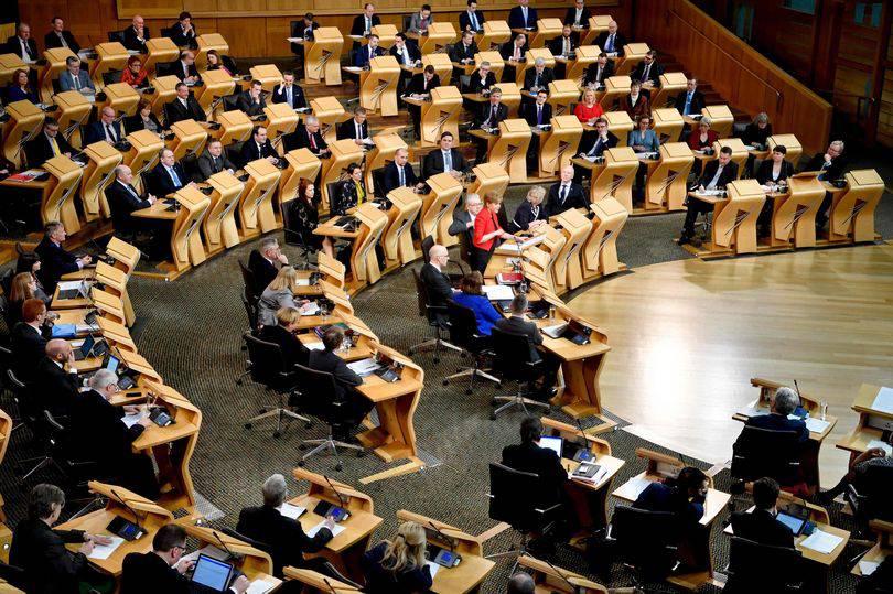 Шотландский парламент атаковали хакеры