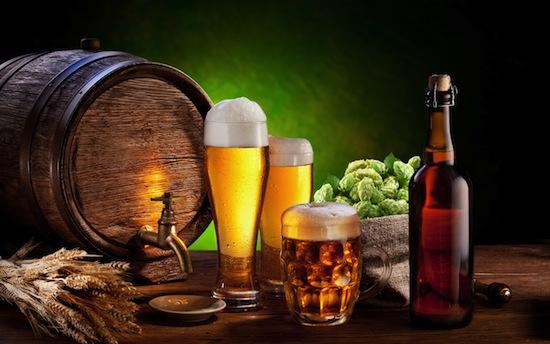 Поздравляем с Днём пивовара! Пиво
