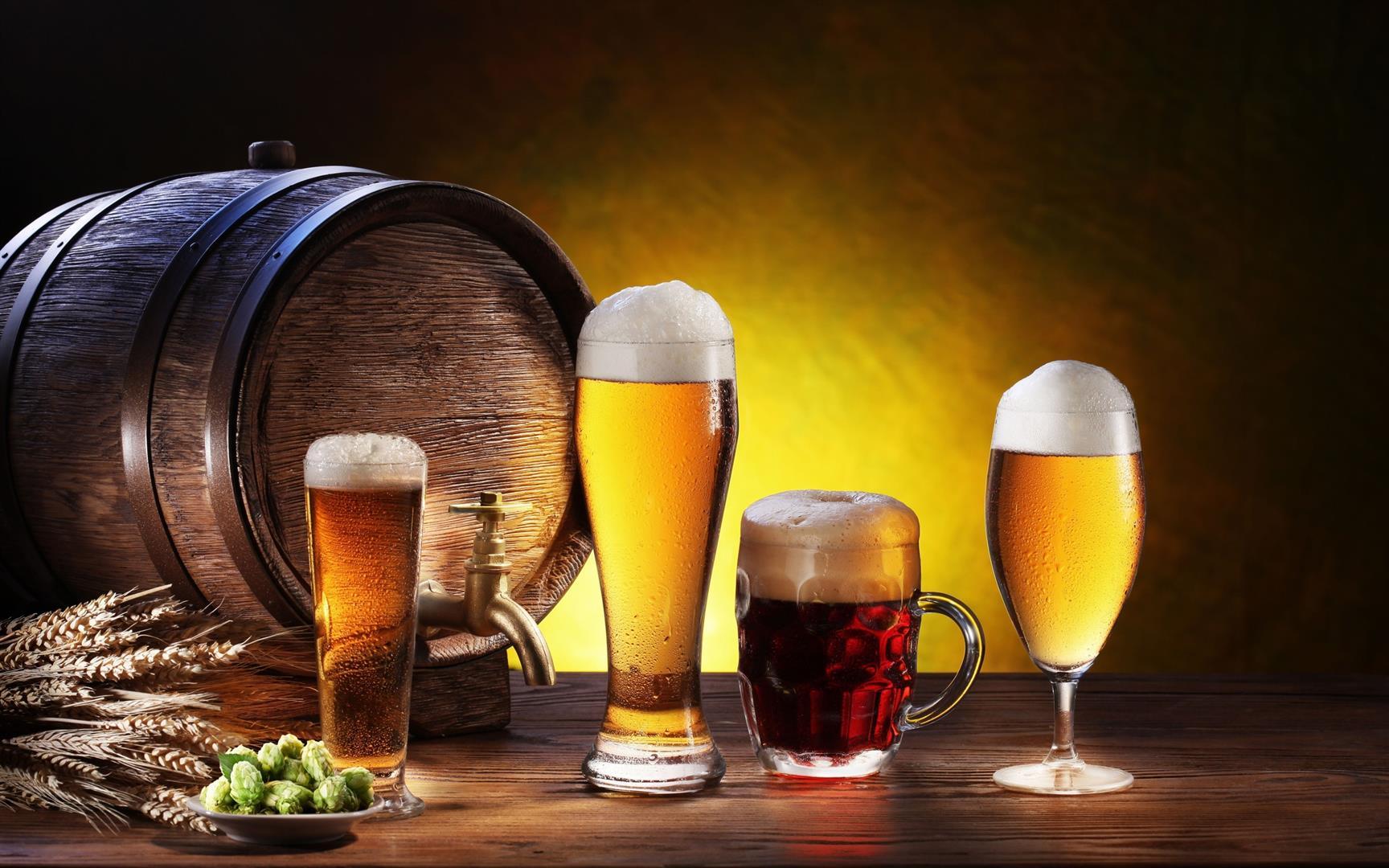 Поздравляем с Днём пивовара! Ячмень, солод, хмель