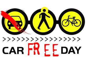 Открытки. Всемирный день без автомобиля