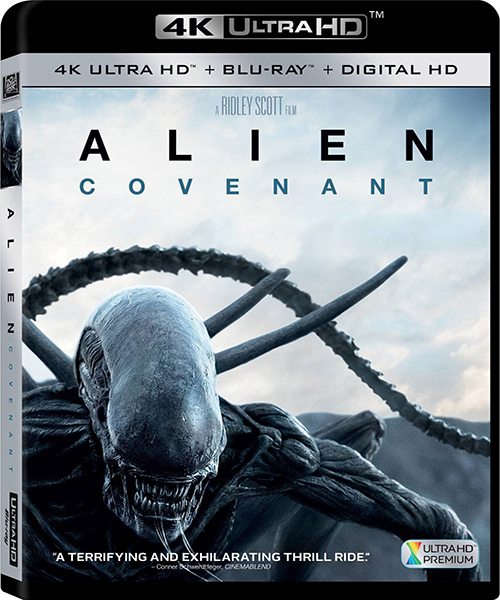 Чужой: Завет / Alien: Covenant (2017/BD-Remux/BDRip/HDRip)