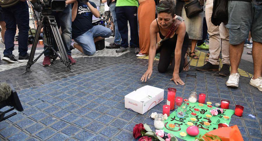 Число погибших терактов вИспании возросло до 14