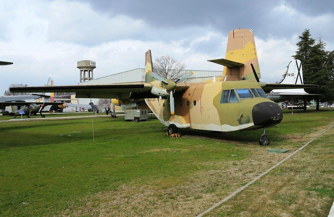 CASA C-212 Aviocar (Museo del Aire, Madrid)