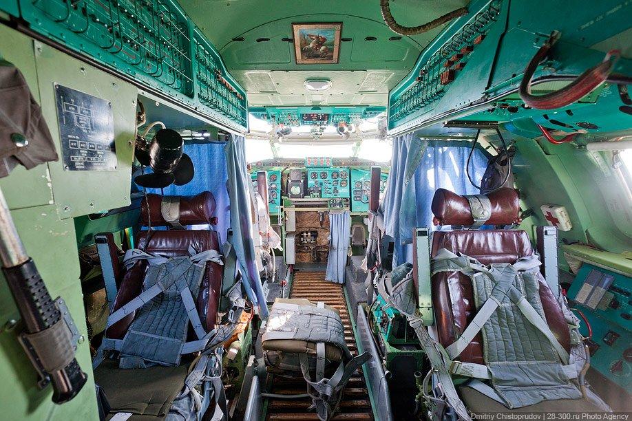 Самолеты Ту-95 оснащены двигателями НК-12, которые до сих пор являются самыми мощными турбовинт