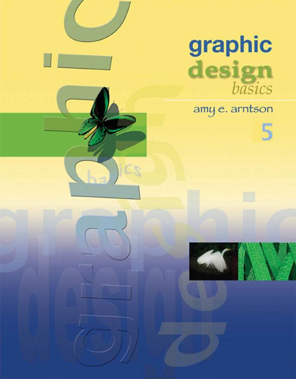 О книге можно судить по обложке, если это книга о графическом дизайне.